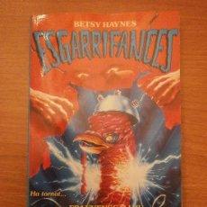 Libros de segunda mano: ESGARRIFANCES , BETSY HAYNES - FRANKENSGALL I I . Lote 31077757