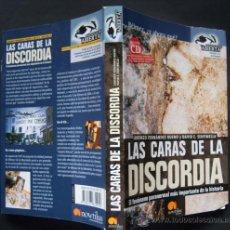 Libros de segunda mano: LAS CARAS DE BÉLMEZ. LAS CARAS DE LA DISCORDIA. ¿FENÓMENO PARANORMAL O PICARDÍA RURAL?. Lote 103825298