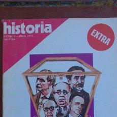 Libros de segunda mano: &-LOTE DE 13 NUMEROS-HISTORIA 16.DESDE AÑO:1977(NUMEROS MUY RELEVANTES). Lote 31233749