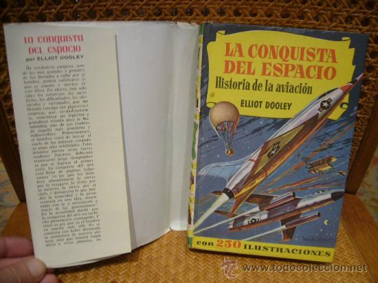 Libros de segunda mano: la conquista del espacio. bruguera 1.963 - Foto 2 - 31242698