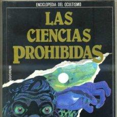 Libros de segunda mano: LAS CIENCIAS PROHIBIDAS: FANTASMAS, LA HUELLA DE OTROS MUNDOS (QUORUM 1987). Lote 31277669