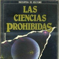 Libros de segunda mano: LAS CIENCIAS PROHIBIDAS: ASTROLOGÍA, EL CÓDIGO DE LAS ESTRELLAS (QUORUM 1987). Lote 31277677