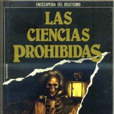Libros de segunda mano: LAS CIENCIAS PROHIBIDAS: MUERTE Y REENCARNACIÓN (QUORUM 1987). Lote 31277687