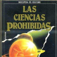 Libros de segunda mano: LAS CIENCIAS PROHIBIDAS: LA MEDITACIÓN TRASCENDENTAL (QUORUM 1987). Lote 31277702