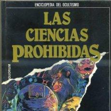 Libros de segunda mano: LAS CIENCIAS PROHIBIDAS: CARÁCTER Y DESTINO, QUIROMANCIA, HORÓSCOPOS, GRAFOLOGIA (QUORUM 1987). Lote 31277751