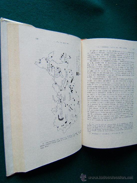 Libros de segunda mano: LA CARRERA HACIA EL AÑO 2000 - NUESTRO FUTURO: GLORIA O CENIZAS - FRITZ BAADE - 1963 -1ª EDICION ESP - Foto 2 - 31280931