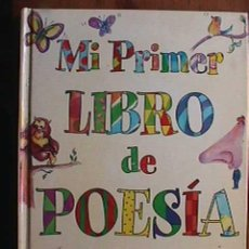 Libros de segunda mano - Mi primer libro de poesia, Libsa, 2005 - 31331603