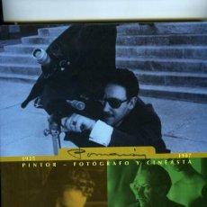 Libros de segunda mano: VARIOS AUTORES, POMARÓN 1925-1987. PINTOR-FOTÓGRAFO Y CINEASTA. Lote 31358926