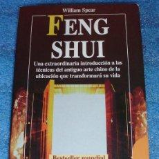 Libros de segunda mano: - FENG SHUI WILLIAN SPEAR ED. ROBIN BOOK 1.996. Lote 31444525