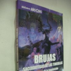 Libros de segunda mano: BRUJAS, - SACERDOTIZAS DE LAS TINIEBLAS DE OSCAR HERRADON - ENVIO GRATIS A ESPAÑA. Lote 31554327