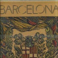 Libros de segunda mano: BARCELONA (CASTELL, 1980) GRAN FORMATO CON ESTUCHE. Lote 31631894