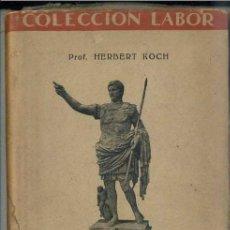 Libros de segunda mano: KOCH : ARTE ROMANO (LABOR, 1946). Lote 31668265