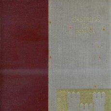 Libros de segunda mano: CASTILLOS DE ESPAÑA (SALVAT, 1967) - GRAN FORMATO. Lote 31732344
