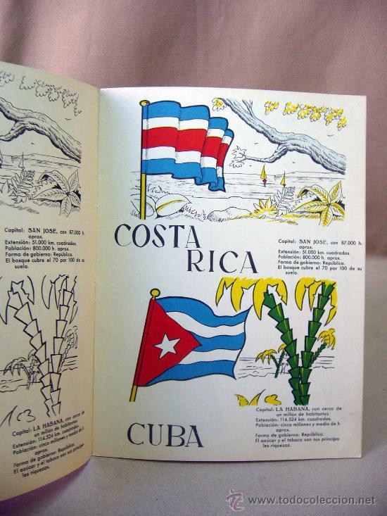 libro, paises y banderas, infantil, para colore - Comprar en ...