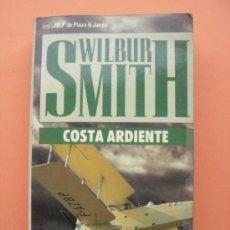 Libros de segunda mano: COSTA ARDIENTE. SMITH. Lote 31793817