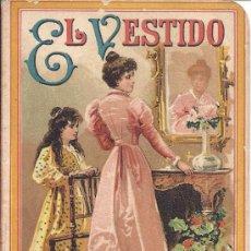 Libros de segunda mano: PS3440 'EL VESTIDO'. PEDRO J. SOLAS. MUSEO DE LA NIÑEZ. HERNANDO Y Cª. ILUSTRADO. Lote 31843774
