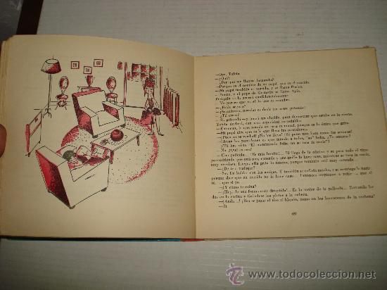 Libros de segunda mano: Antiguo Libro PERIQUÍN Y SUS AMIGOS de Eduardo Vazquez del Año 1960. - Foto 4 - 31967941