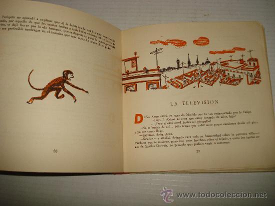 Libros de segunda mano: Antiguo Libro PERIQUÍN Y SUS AMIGOS de Eduardo Vazquez del Año 1960. - Foto 3 - 31967941