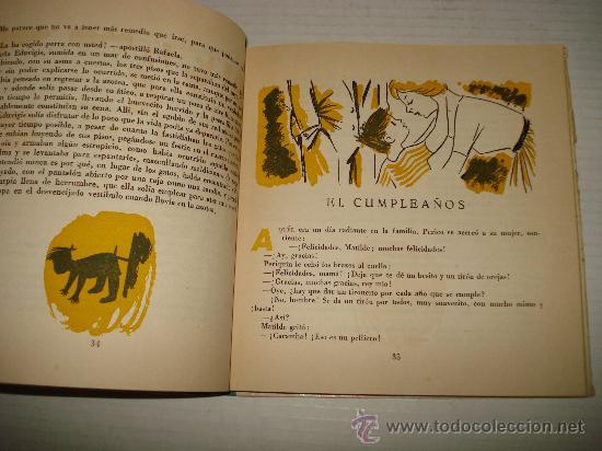 Libros de segunda mano: Antiguo Libro PERIQUÍN Y SUS AMIGOS de Eduardo Vazquez del Año 1960. - Foto 5 - 31967941