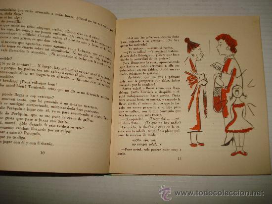 Libros de segunda mano: Antiguo Libro PERIQUÍN Y GUSTAVÍN de Eduardo Vazquez del Año 1961. - Foto 5 - 31967890