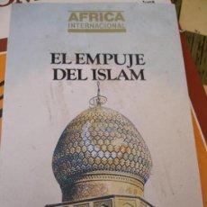 Libros de segunda mano: EL EMPUJE DEL ISLAM. IEPALA EDITORIAL. Lote 32017453