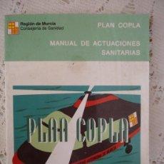 Libros de segunda mano: MANUAL DE INSTRUCCIONES PLAN COPLA . Lote 32018705