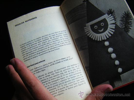 Libros de segunda mano: LIBRO MICHAEL BRIX. NUEVOS TRABAJOS MANUALES PARA NIÑOS Y ADULTOS. CIRCULO DE LECTORES. 1974. - Foto 7 - 32051797