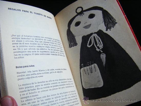 Libros de segunda mano: LIBRO MICHAEL BRIX. NUEVOS TRABAJOS MANUALES PARA NIÑOS Y ADULTOS. CIRCULO DE LECTORES. 1974. - Foto 9 - 32051797