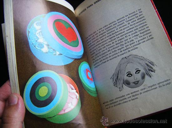 Libros de segunda mano: LIBRO MICHAEL BRIX. NUEVOS TRABAJOS MANUALES PARA NIÑOS Y ADULTOS. CIRCULO DE LECTORES. 1974. - Foto 11 - 32051797