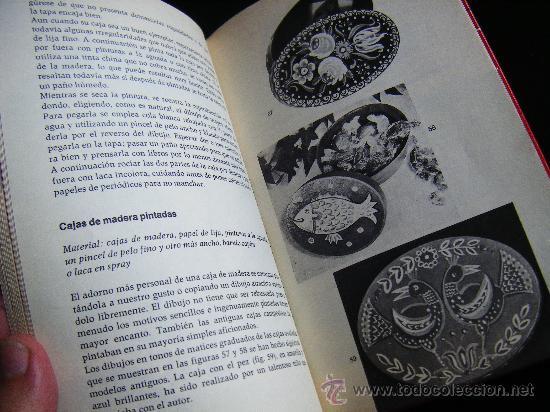 Libros de segunda mano: LIBRO MICHAEL BRIX. NUEVOS TRABAJOS MANUALES PARA NIÑOS Y ADULTOS. CIRCULO DE LECTORES. 1974. - Foto 12 - 32051797
