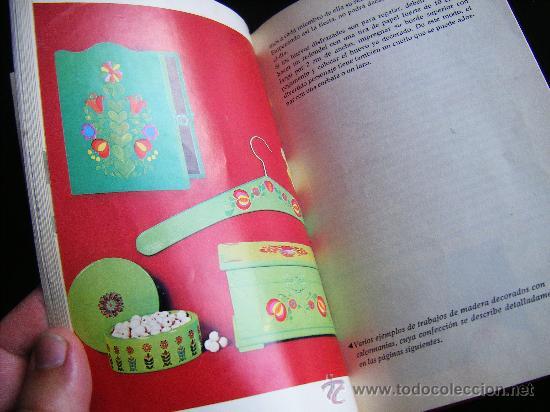 Libros de segunda mano: LIBRO MICHAEL BRIX. NUEVOS TRABAJOS MANUALES PARA NIÑOS Y ADULTOS. CIRCULO DE LECTORES. 1974. - Foto 13 - 32051797