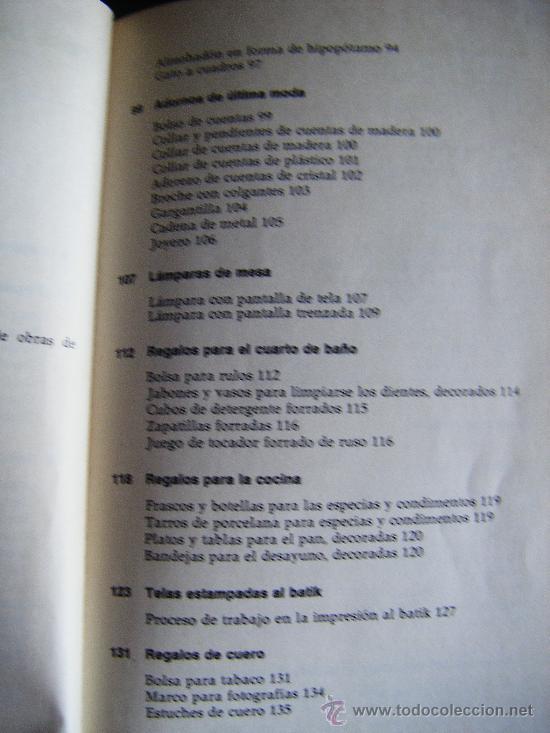 Libros de segunda mano: LIBRO MICHAEL BRIX. NUEVOS TRABAJOS MANUALES PARA NIÑOS Y ADULTOS. CIRCULO DE LECTORES. 1974. - Foto 17 - 32051797