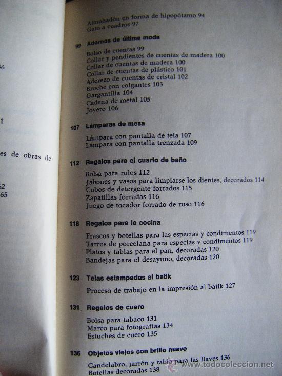 Libros de segunda mano: LIBRO MICHAEL BRIX. NUEVOS TRABAJOS MANUALES PARA NIÑOS Y ADULTOS. CIRCULO DE LECTORES. 1974. - Foto 18 - 32051797