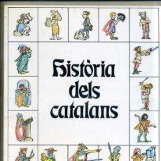Libros de segunda mano: TERESA DURAN : HISTÒRIA DELS CATALANS (1988) EN CATALÁN. Lote 32072135