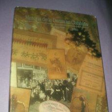 Libros de segunda mano: HISTORIA DE LA DANZA EN CATALUÑA.. Lote 32014282