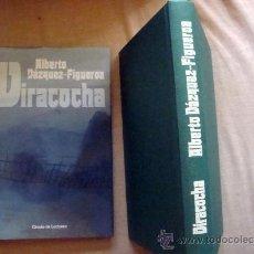 Libros de segunda mano: FIGUEROA-VIRACOCHA-ASHANTI-PERRO-PANAMÁ-LA IGUANA-NUEVOS DIOSES-AZABACHE-MARADENTRO-NEGREROS-VENDAVA. Lote 32096933