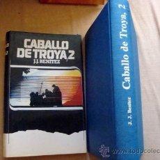 Libros de segunda mano: CABALLO DE TROYA, 2. J.J. BENITEZ. CÍRCULO DE LECTORES, 1.986. Lote 32097506