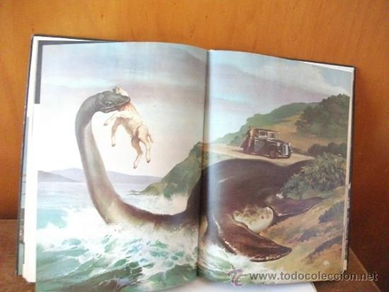 Libros de segunda mano: MONSTRUOS Y BESTIAS MITICAS - 1976 Excelente estado - Foto 2 - 149688222