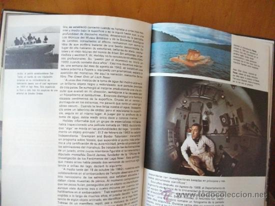 Libros de segunda mano: MONSTRUOS Y BESTIAS MITICAS - 1976 Excelente estado - Foto 3 - 149688222