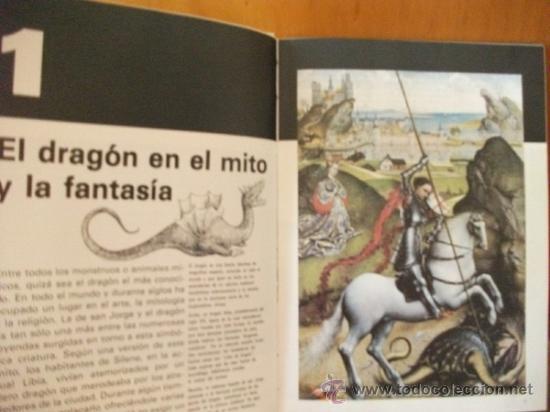 Libros de segunda mano: MONSTRUOS Y BESTIAS MITICAS - 1976 Excelente estado - Foto 4 - 149688222