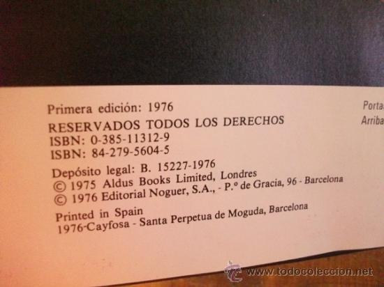 Libros de segunda mano: MONSTRUOS Y BESTIAS MITICAS - 1976 Excelente estado - Foto 7 - 149688222