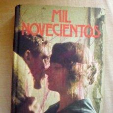 Libros de segunda mano: MIL NOVECIENTOS LIBRO DE N. THOMAS DI GIOVANNI CIRCULO DE LECTORES 1978. Lote 32133726