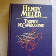 Libros de segunda mano: LIBRO DE HENRY MILLER-TRÓPICO DE CAPRICORNIO CIRCULO DE LECTORES 1978. Lote 33387537