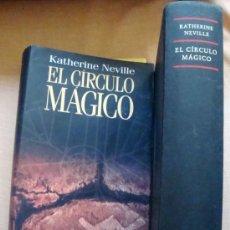 Libros de segunda mano: LIBRO DE KATHERINE NEVILLE-EL CIRCULO MÁGICO-CIRCULO DE LECTORES 1998. Lote 32146353