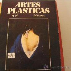 Libros de segunda mano: ARTES PLASTICAS Nº50 ESPECIAL MADRID 1976 . Lote 32307210
