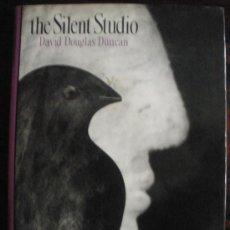 Libros de segunda mano: THE SILENT STUDIO -- DAVID DOUGLAS DUNCAN. Lote 32284190