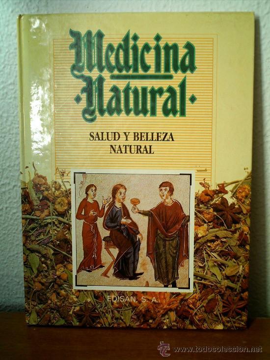 SALUD Y BELLEZA NATURAL (Libros de Segunda Mano - Ciencias, Manuales y Oficios - Otros)