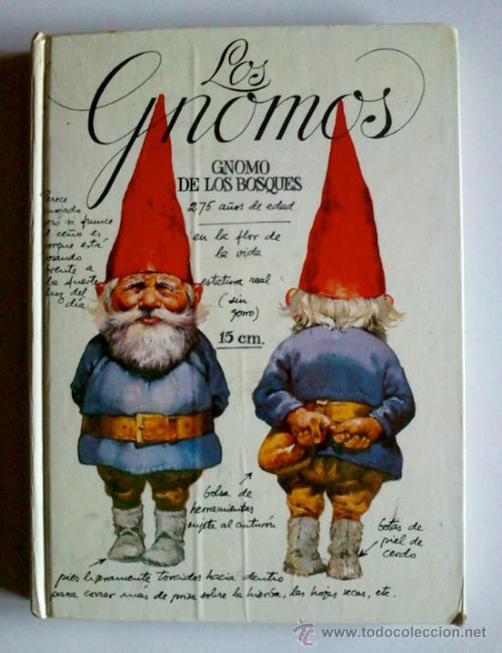 Libro los gnomos editorial montena 1985 comprar en todocoleccion 32373653 - Libreria segunda mano online ...