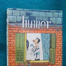 Libros de segunda mano: HUMOR - ENRIQUE LLIMONA - 1945 - TOTALMENTE ILUSTRADO CON VIÑETAS, CHISTES, COMENTARIOS - 1ª EDICION. Lote 32397498