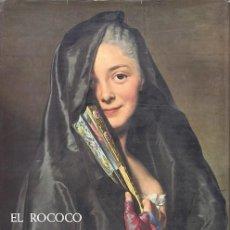 Libros de segunda mano: EL ROCOCO Y SU EPOCA. Lote 32405134